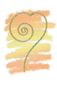 Logo-Mensch-Spirale